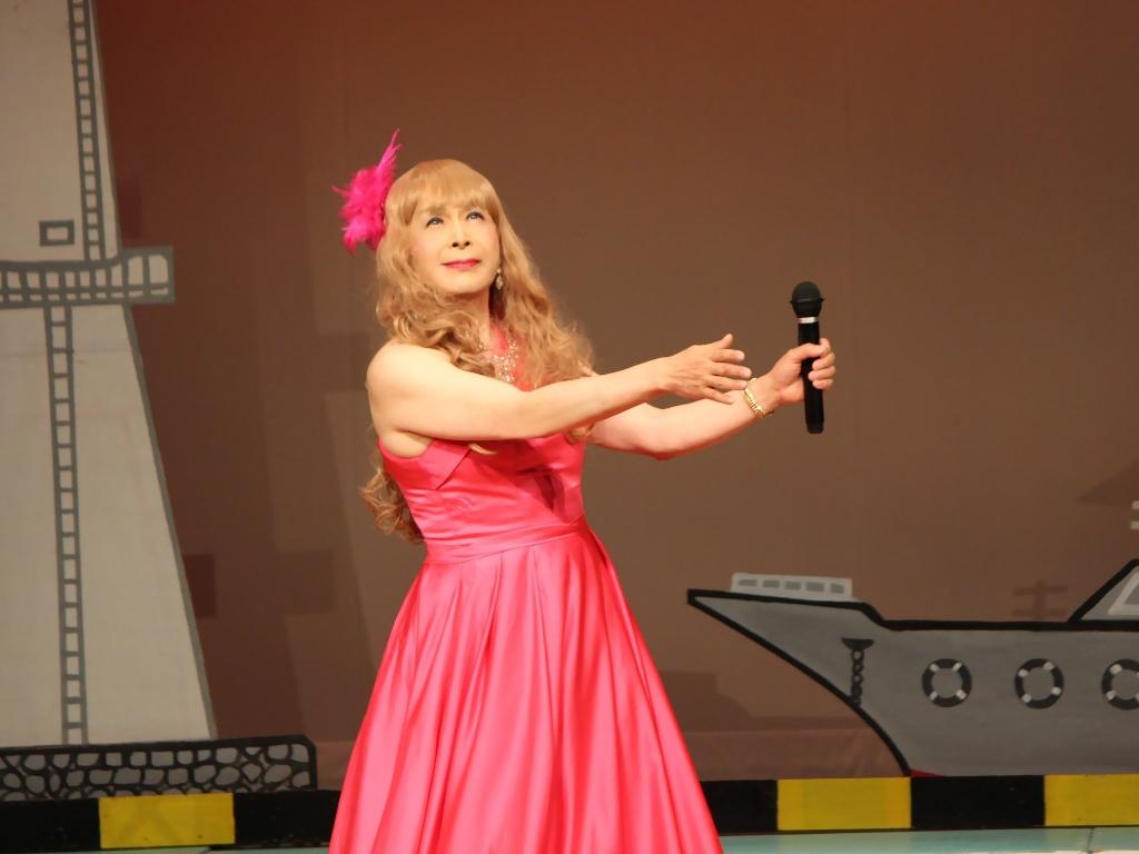 フクシアドレス舞台B(6)