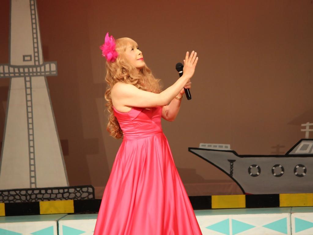 フクシアドレス舞台B(7)