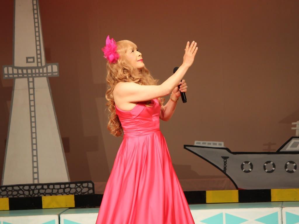 フクシアドレス舞台B(8)