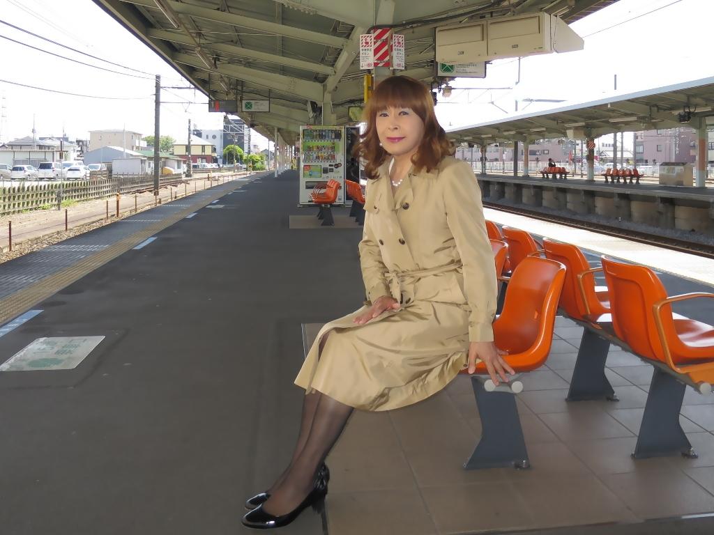 スプリングコート駅にてB(1)