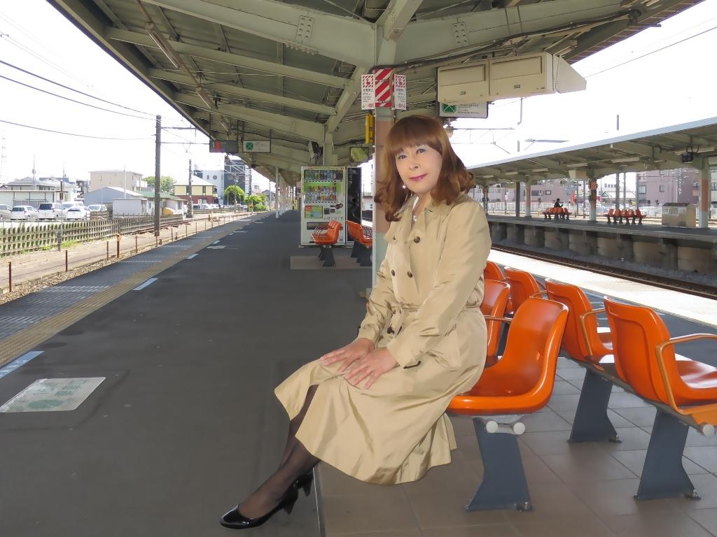 スプリングコート駅にてB(3)