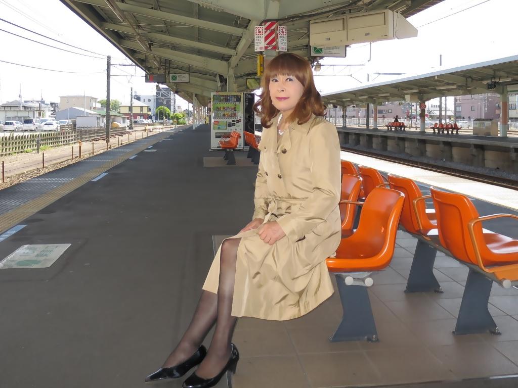 スプリングコート駅にてB(4)
