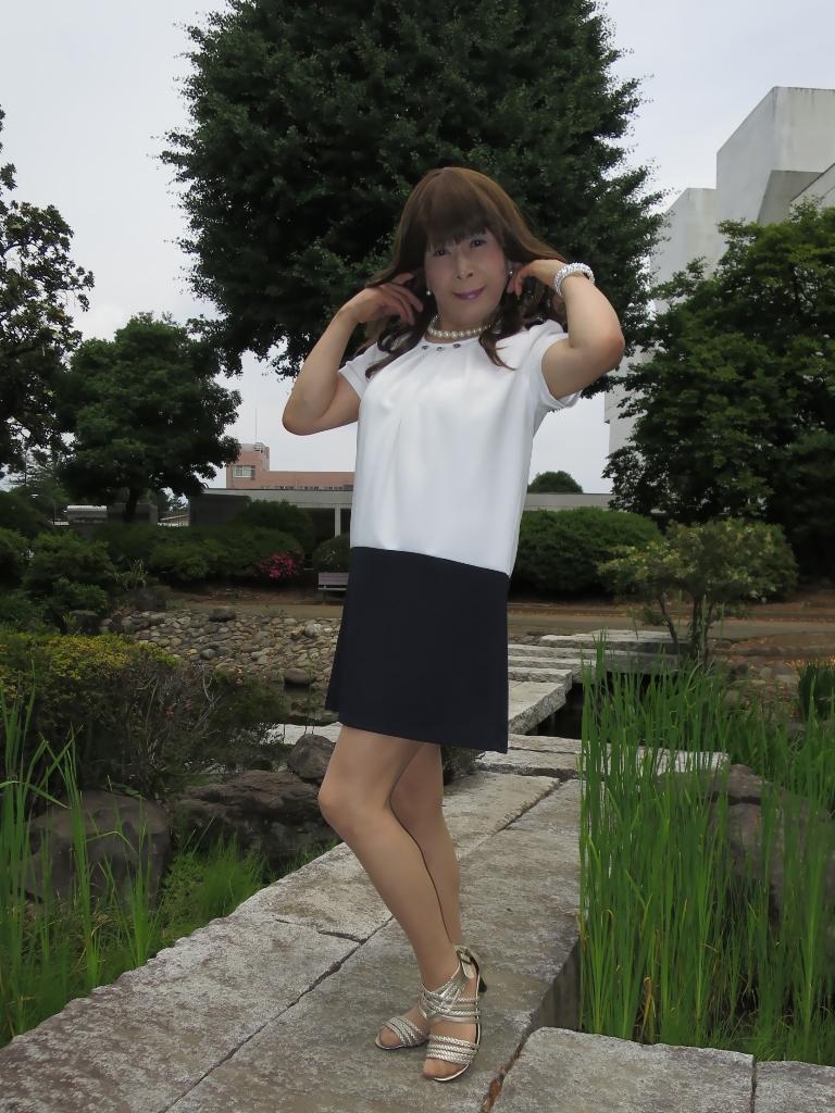白裾紺チュニックA(5)