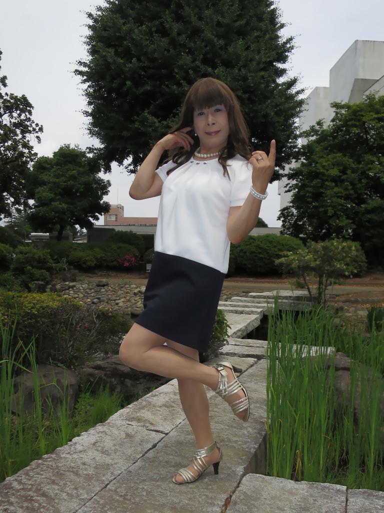 白裾紺チュニックA(6)