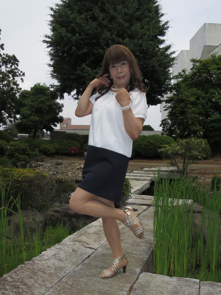白裾紺チュニックA(7)