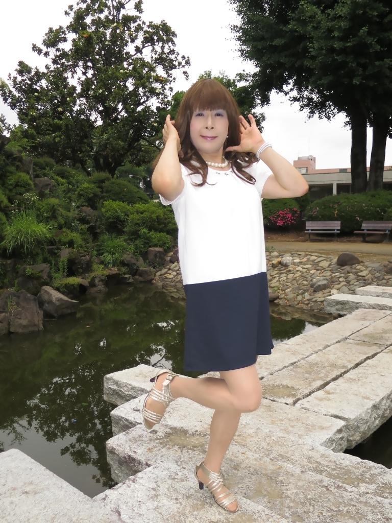 白裾紺チュニックB(3)