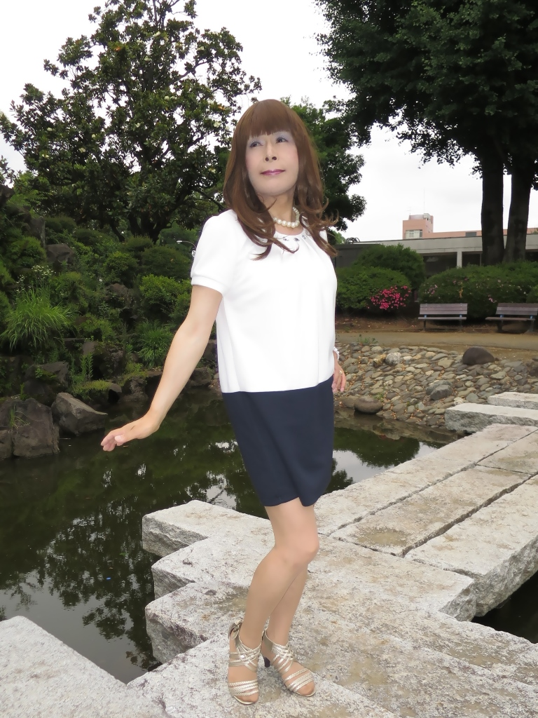 白裾紺チュニックB(6)