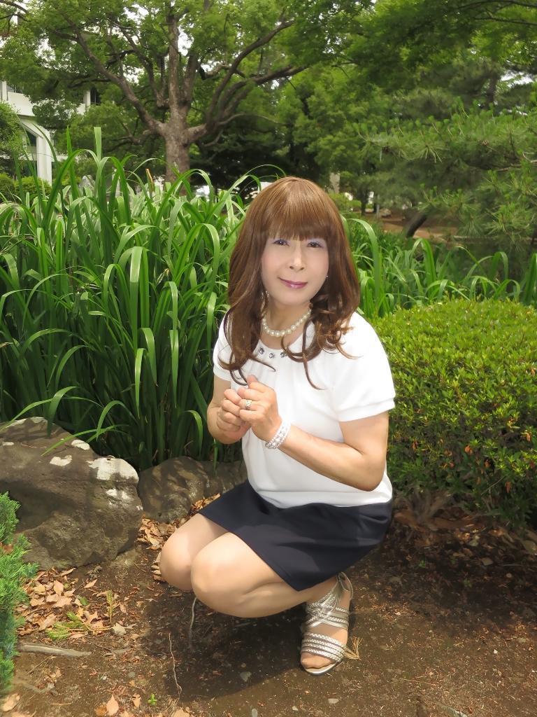 白裾紺チュニックC(1)