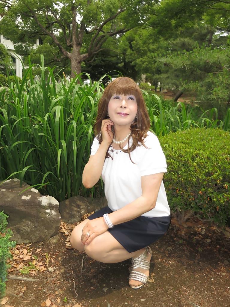 白裾紺チュニックC(2)