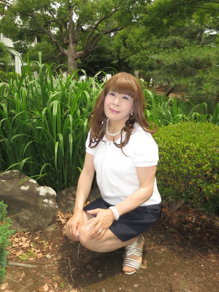白裾紺チュニックC(4)