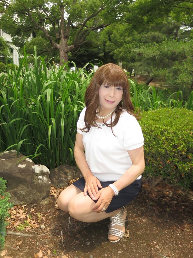 白裾紺チュニックC(5)