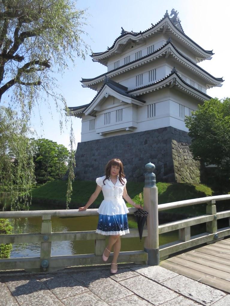 ロングブラウス忍城A(1)