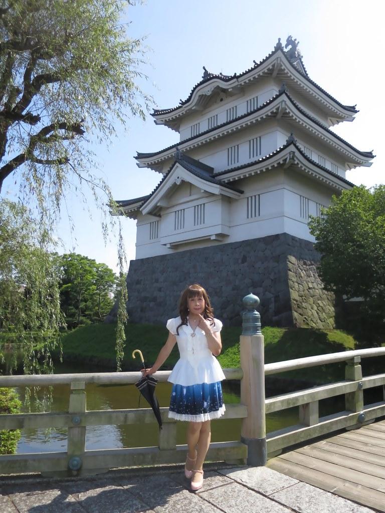 ロングブラウス忍城A(2)