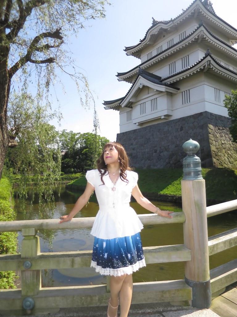 ロングブラウス忍城A(4)