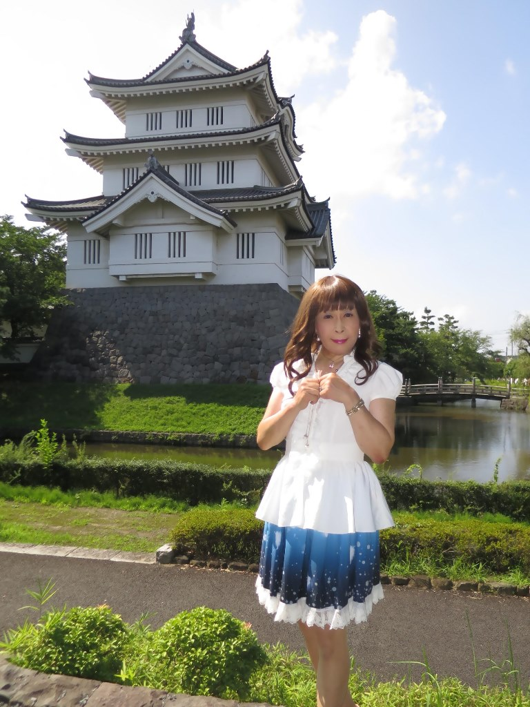 ロングブラウス忍城B(2)