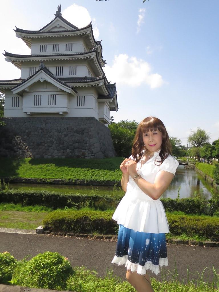 ロングブラウス忍城B(7)