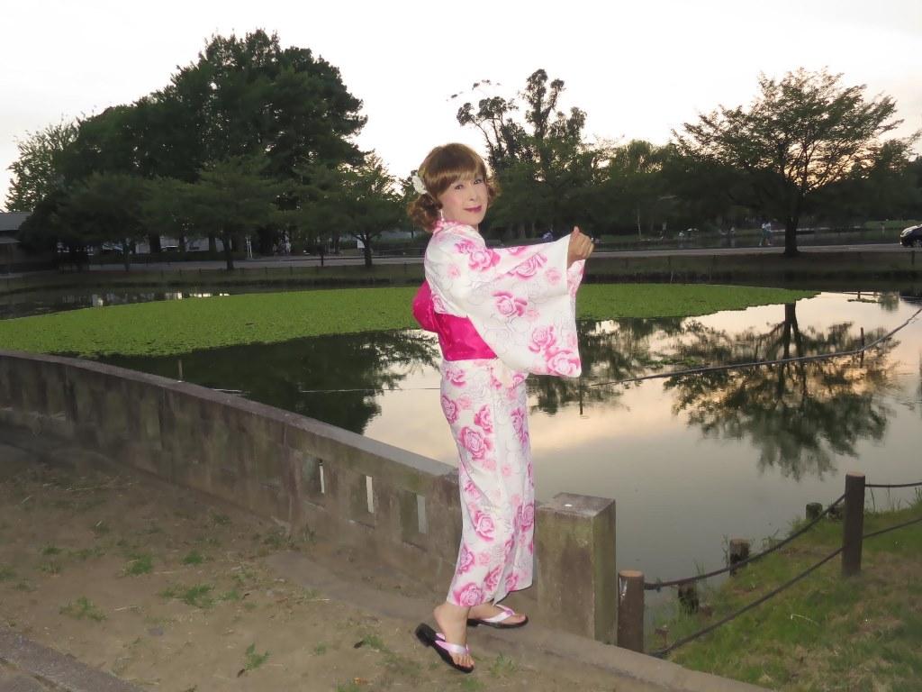 ピンク浴衣C(7)