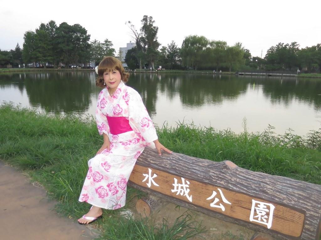 ピンク浴衣E(7)