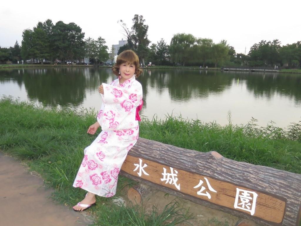 ピンク浴衣E(8)
