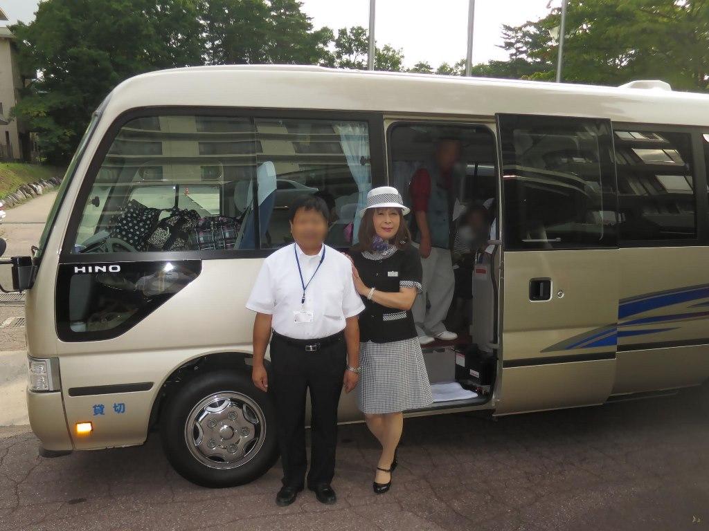 黒部旅行バスがイドA(1)