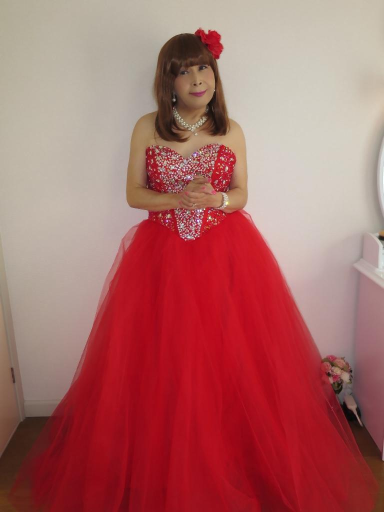 赤ドレス部屋(1)
