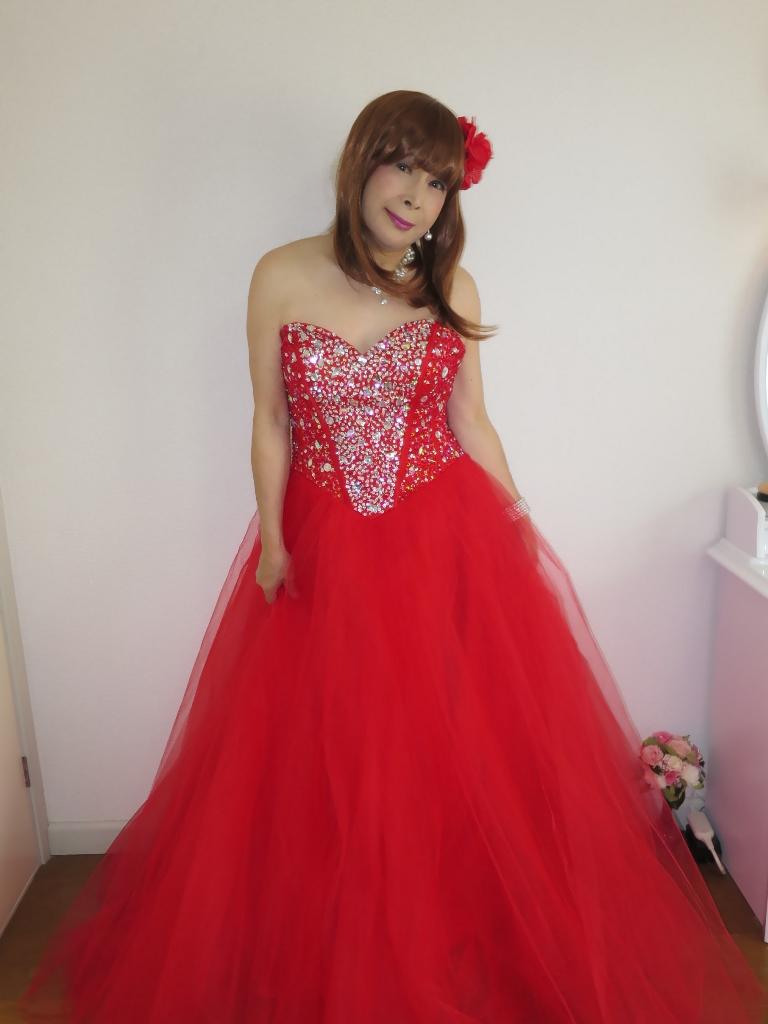 赤ドレス部屋(4)