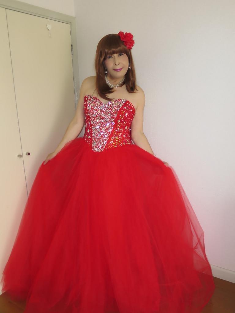 赤ドレス部屋(5)