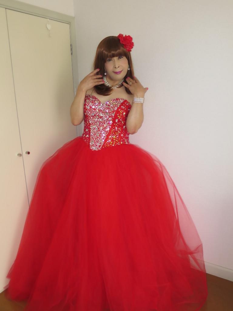 赤ドレス部屋(6)