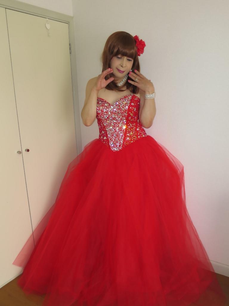 赤ドレス部屋(7)