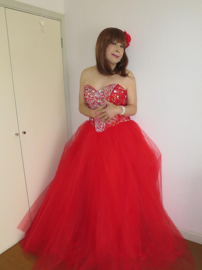 赤ドレス部屋(9)