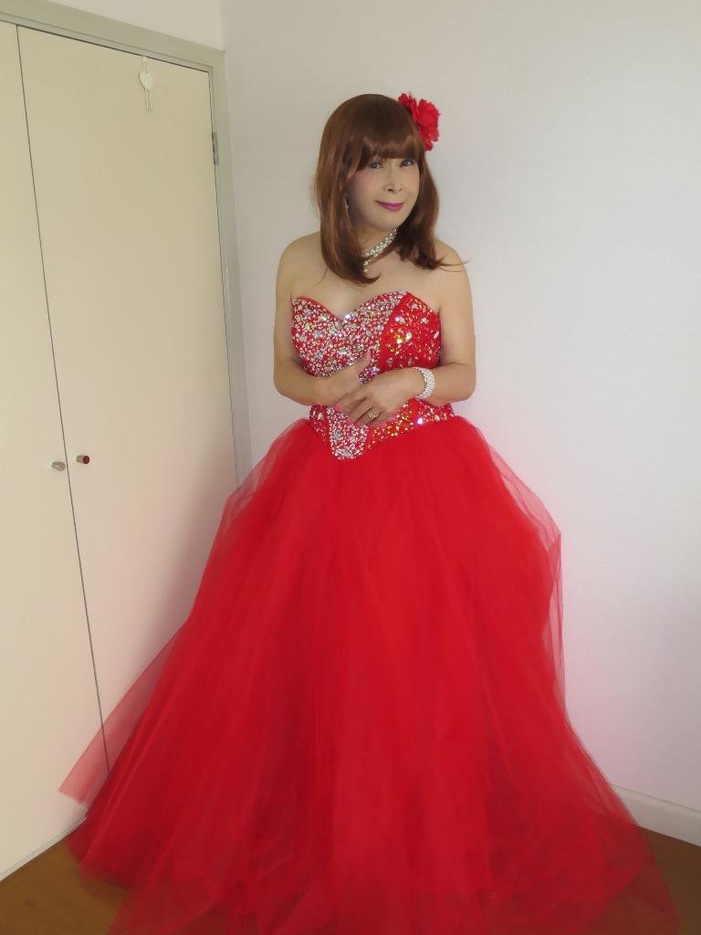 赤ドレス部屋(10)