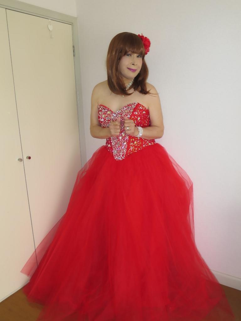 赤ドレス部屋(11)
