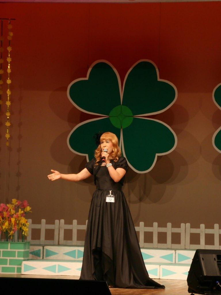黒ドレス舞台C(1)
