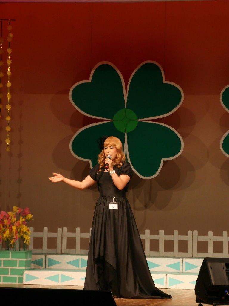 黒ドレス舞台C(2)