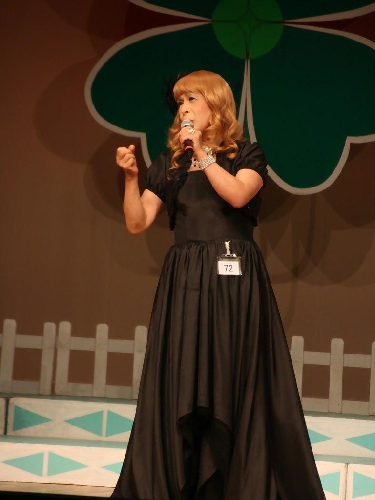 黒ドレス舞台C(3)