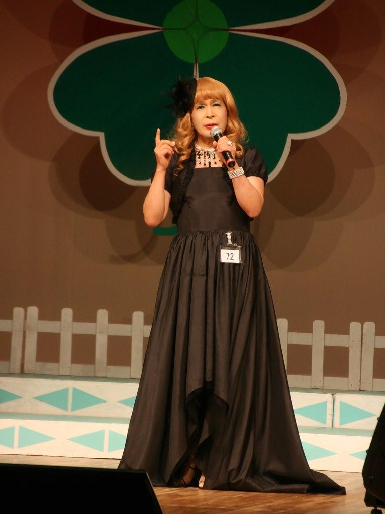 黒ドレス舞台C(4)