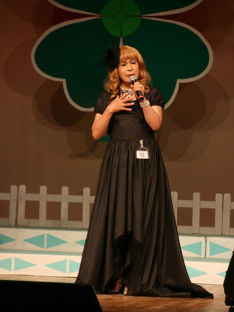 黒ドレス舞台C(5)