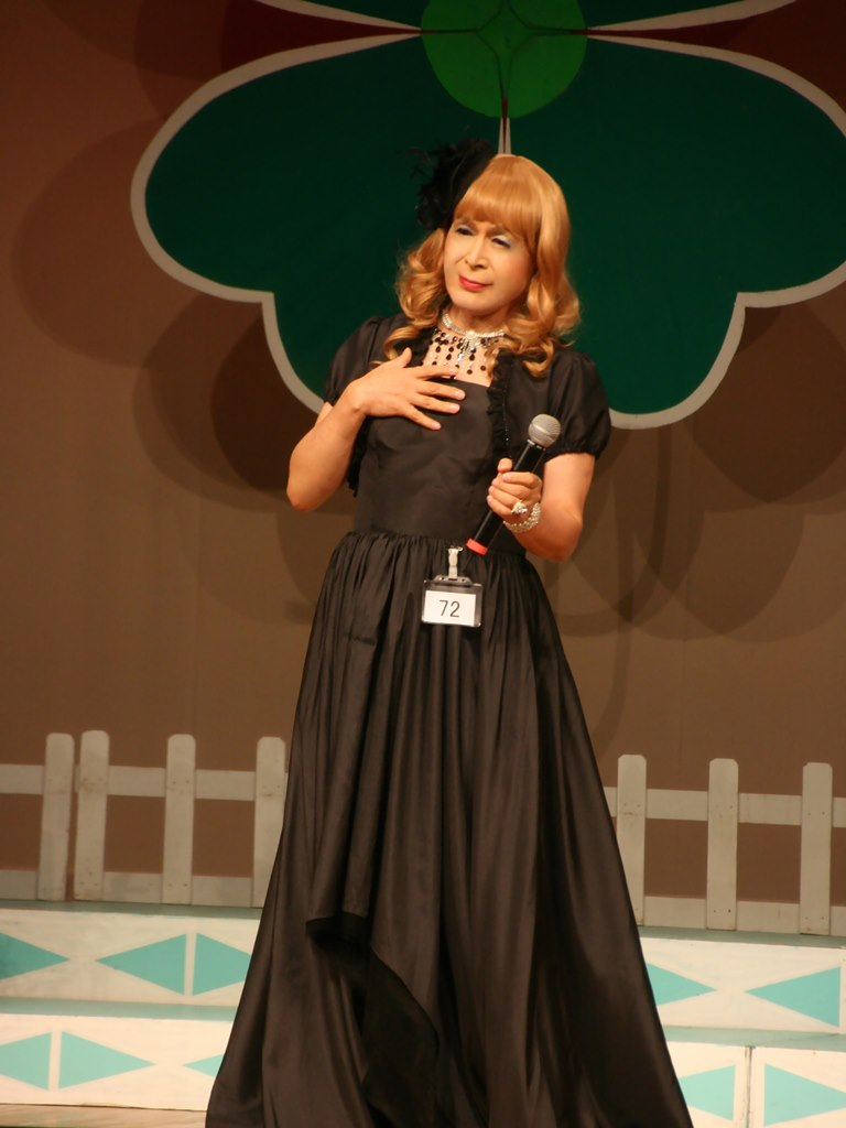 黒ドレス舞台C(8)