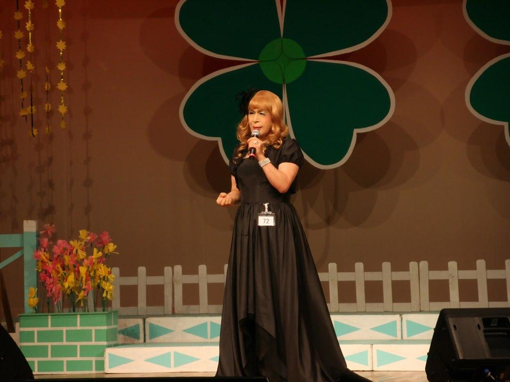 黒ドレス舞台D(4)
