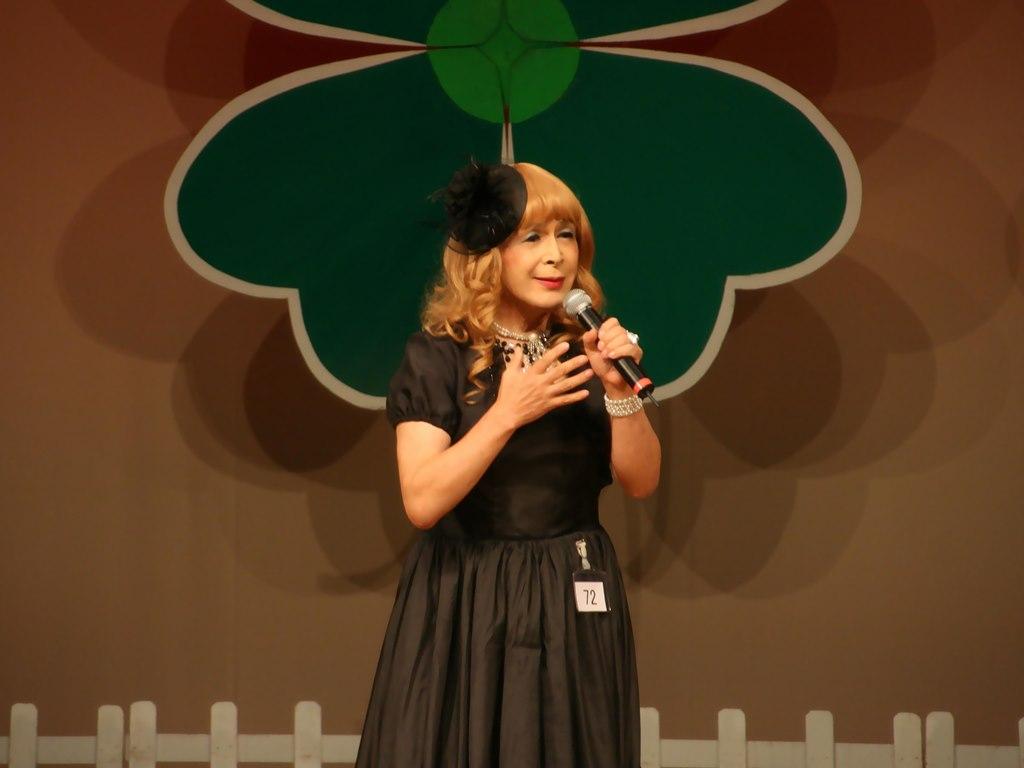 黒ドレス舞台D(8)