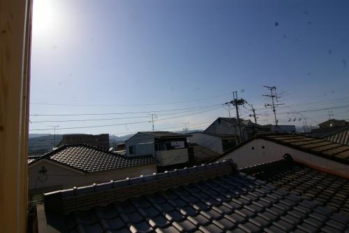 長岡京 永田様邸 上棟 (15)