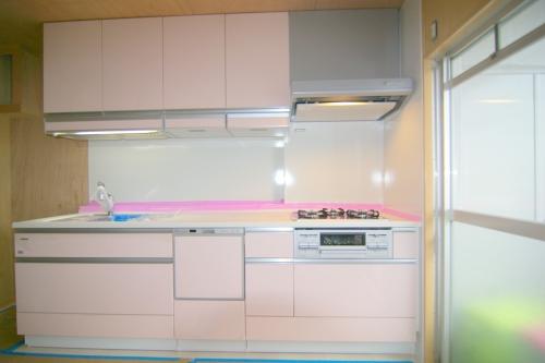 ブログキッチン施工 (12)