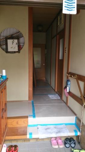 山室様邸 1日目 ブログ (1)