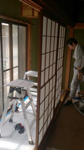 山室様邸 1日目 ブログ (3)