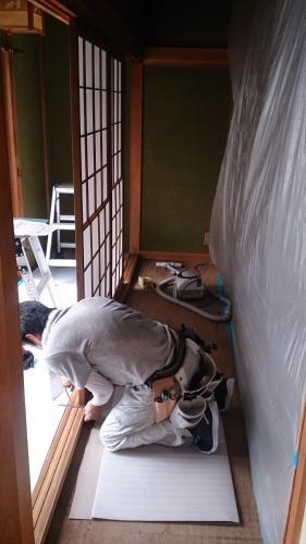 山室様邸 1日目 ブログ (4)