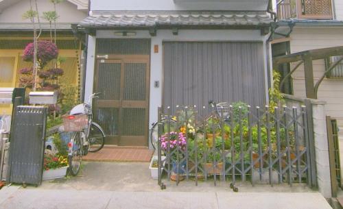 田中様邸旧玄関3