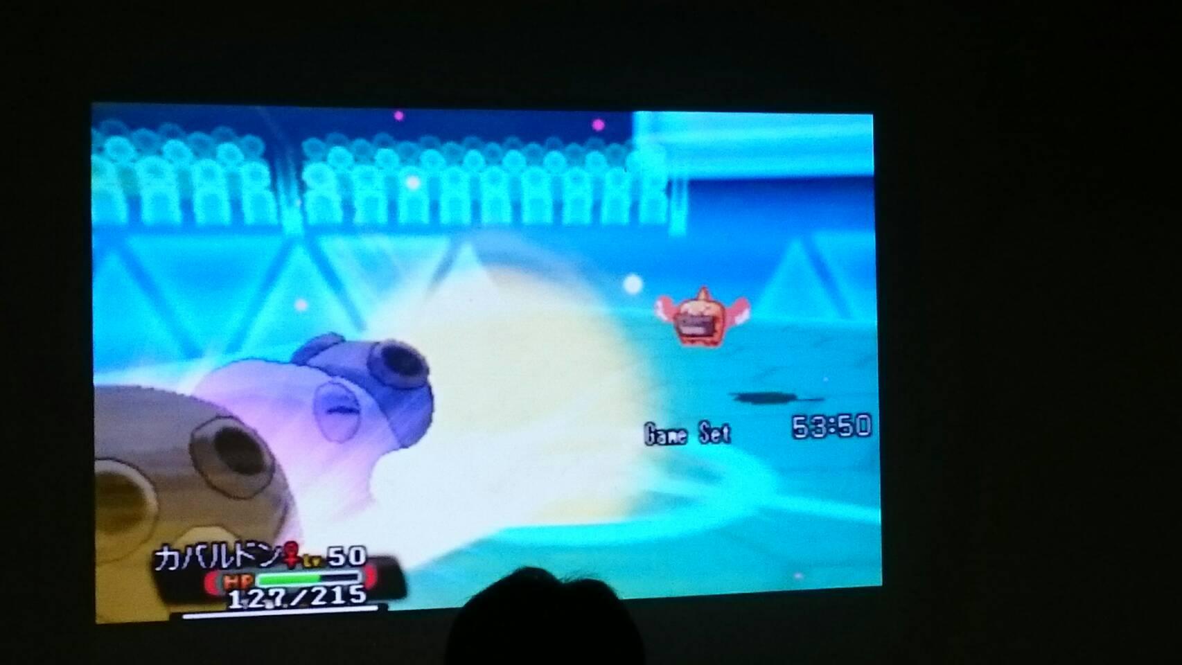 わせポケ交流会2016 シングル決勝3