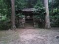 桃尾の滝 石上神社 境内1