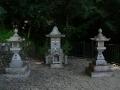 途中の神社 社