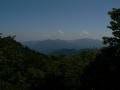 玉置山 頂上から1
